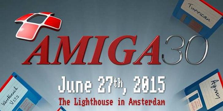Amiga 30 event