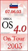 AmigaOS 4.0 On tour